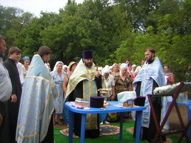 Престольный праздник иконы Божией Матери Почаевская