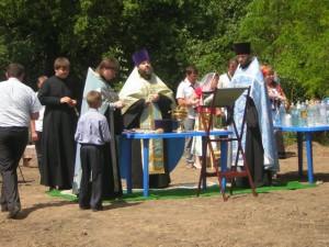 храм иконы Божией Матери Почаевская, престольный праздник