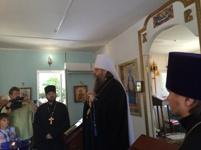храм иконы Божией Матери Почаевская, престольный праздник 2014 года